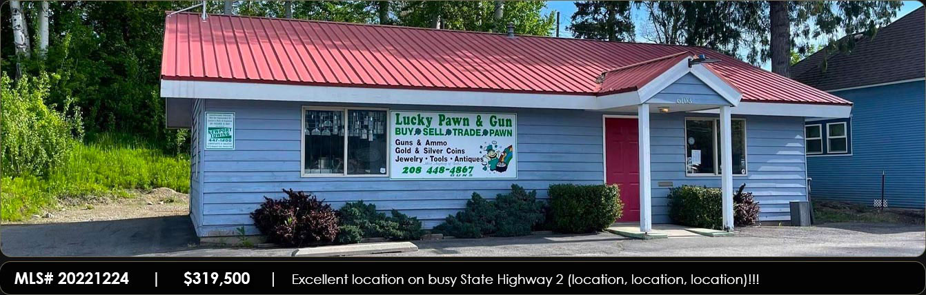 Timbered private acreage away from it all. Come build your log home from timber on the property